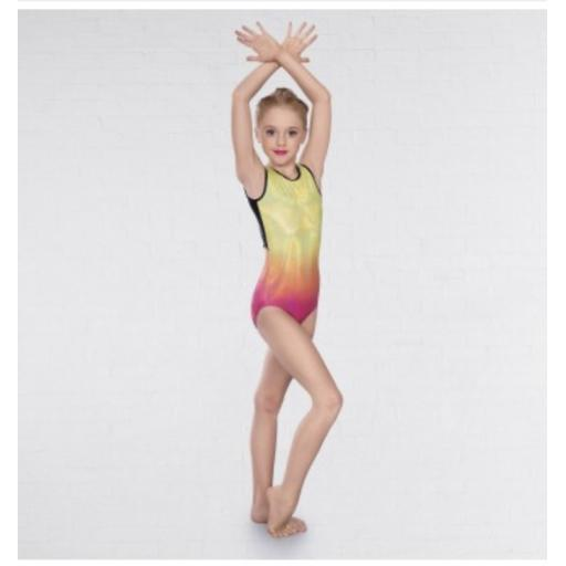 Ombre Leotard