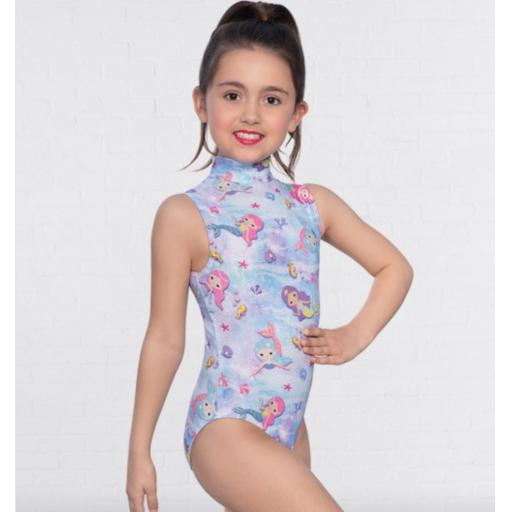 Mermaid Leotard