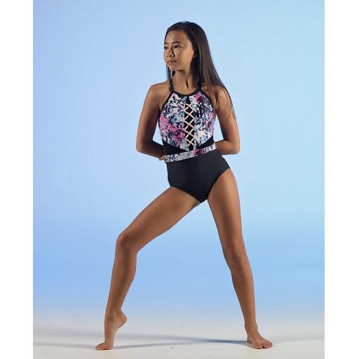 The Bailey Leotard - Ikat