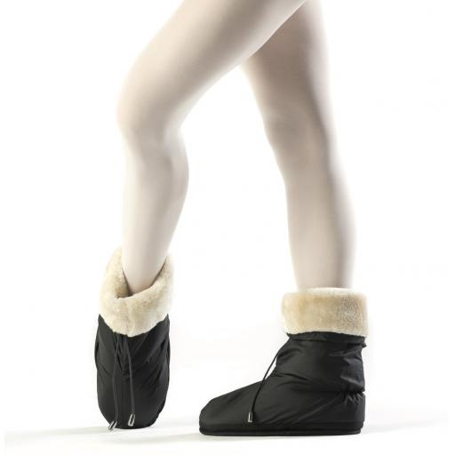 Tendu Warm up Booties